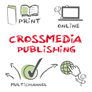 Logo cross publishing ©Fotolia/Trueffelpix